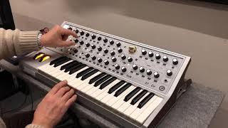 Alla scoperta del Moog Subsequent 37 con Enrico Cosimi