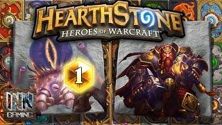 Hearthstone: C'Thun Warrior (Rank 9) [Aug '16]
