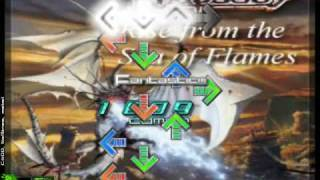 StepMania: Rhapsody of Fire - Rise From The Sea of Flames (C400) AA