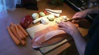 Zupa rybna po rybacku