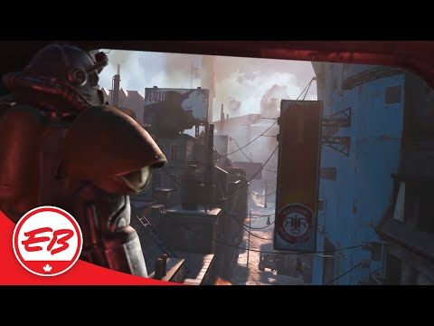 Fallout 4: Game of the Year Announce Trailer - Bethesda | EB Games thumbnail