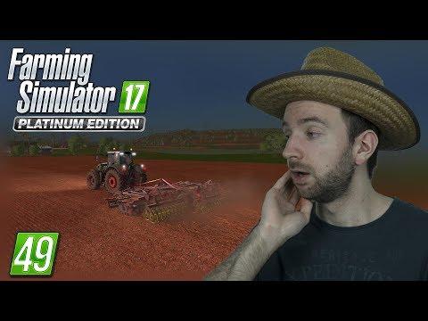 POŘÁDNÁ TECHNIKA V AKCI!   Farming Simulator 17 #49
