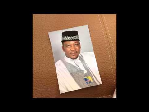 Alan waka-Mustapha Agwai