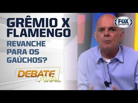 RENATO GAÚCHO VAI COM 'ESPÍRITO DE REVANCHE' PARA PARTIDA CONTRA O FLAMENGO?