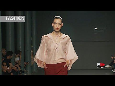 DIOGO MIRANDA Portugal Fashion Spring Summer 2019 - Fashion Channel