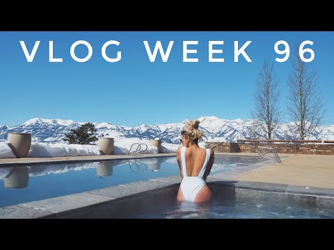 VLOG WEEK 96 - GLOW CAMP WITH OLE HENRIKSEN | JAMIE GENEVIEVE