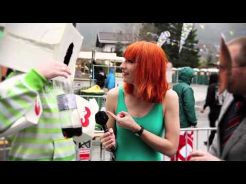 Highlights from Snowbombing 2012