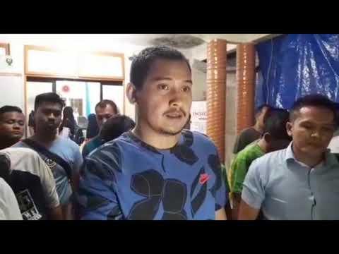 Coba Melawan, 4 Maling Komputer Ditembak Unit Jatanras Polres Asahan