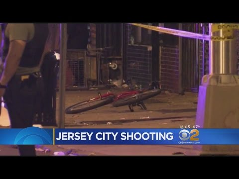 Video Jersey City Fatal Shooting