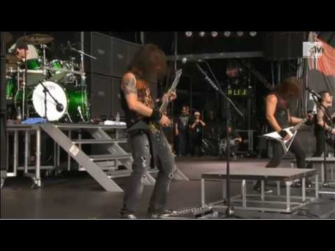Bullet for my Valentine The Last Fight Live @ Rock am Ring 2010 HD
