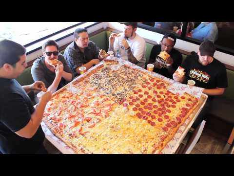 Competitive Eaters Versus Wreckless Eaters in Big Mama's & Papa's Pizzeria's 54