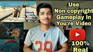 Gambar cover How To Use Non Copyright Gameplay In YouTube Videos.