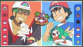 Braviary  - (Pokémon) - An Aerial Showdown | Pokémon the Series: Sun & Moon—Ultra Legends | Official Clip