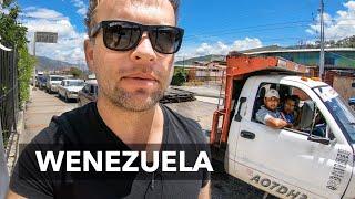Brakuje benzyny – Wenezuela [4K]