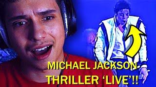 LEGEND!! Michael Jackson - Thriller - Live Munich 1997 REACTION !!