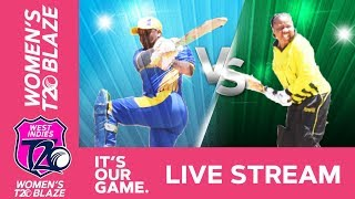 Barbados vs Jamaica - Full Match | Women's T20 Blaze 2019