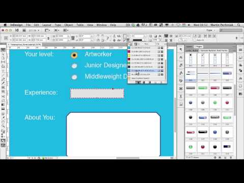 Download How To Create Interactive Forms With Adobe Indesign