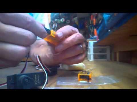 How to setup OrangeRx R820X Telemetry on DX6 Gen 2 Black