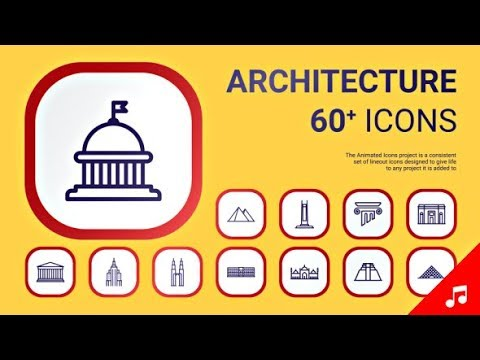 mp4 Architecture Icon Pack, download Architecture Icon Pack video klip Architecture Icon Pack