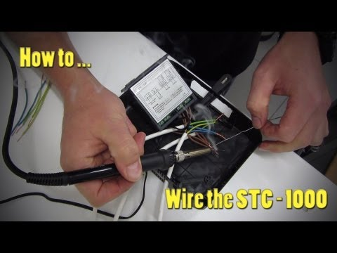 download link youtube how to wire the stc 1000. Black Bedroom Furniture Sets. Home Design Ideas