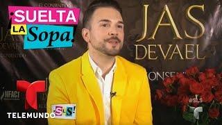 Suelta La Sopa | Jas Devael asegura que es el consentido de Juan Gabriel | Entretenimiento