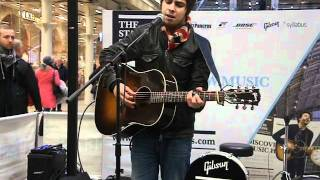 "Josh Kumra ""The Answer"" The Station Sessions 02.02.12"