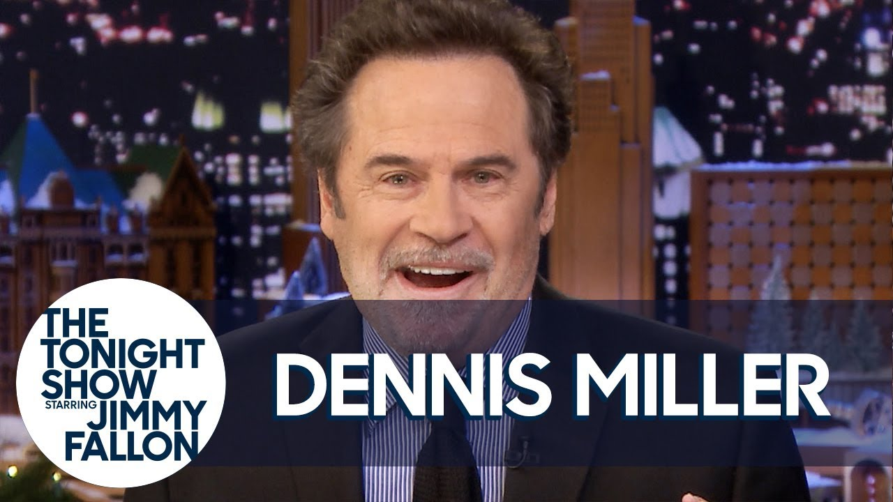 Dennis Miller Does His Impression of Guardians of the Galaxy's Rocket Raccoon thumbnail