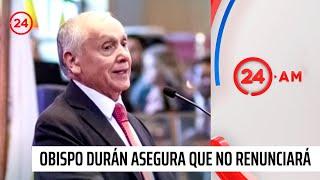 """Vocero Del Obispo Durán Y Elección De Nuevo Líder Evangélico: """"No Le Vamos A Reconocer Legitimidad"""""""