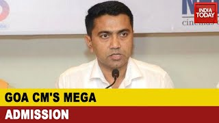 Goa Community Spread: Community Transmission Of Covid-19 Has Begun In Goa, Says CM Pramod Sawant - Download this Video in MP3, M4A, WEBM, MP4, 3GP