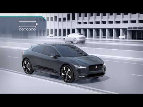 Jaguar  I Pace Кроссовер класса J - рекламное видео 3