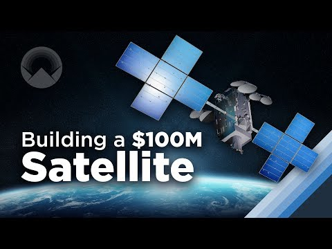 How to Build a $100 Million Satellite