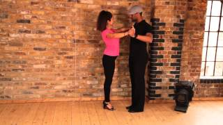 Learn to dance the TANGO with Jesus Reyes Ortiz and Dee Thresher