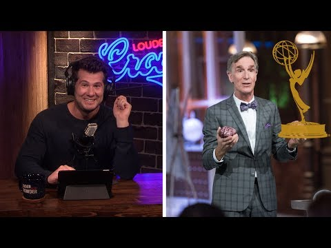 EMMYS SJW SCAM: Why Bill Nye Was Nominated...