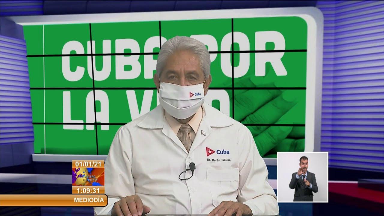 Zurück auf dem Bildschirmen: Dr. Durán | Bildquelle: https://www.youtube.com/watch?v=30_Ec1g9LiM © YouTube | Bilder sind in der Regel urheberrechtlich geschützt