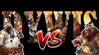 Зомбицид vs Черная Чума