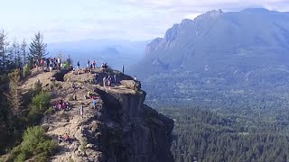 Rattlesnake Ledge - Top Things to Do in Seattle