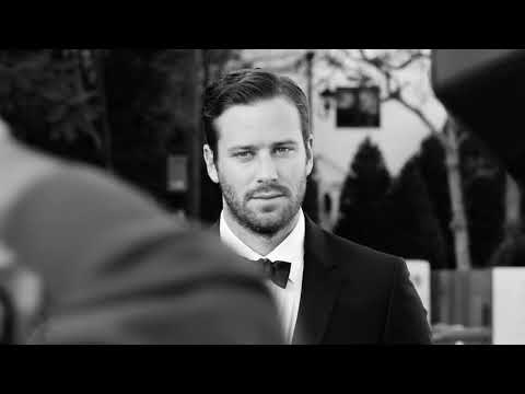 Behind the Scenes of Armie Hammer for L'Officiel USA