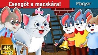 Csengőt a macskára!   Who will Bell the Cat Story in Hungarian   Magyar Tündérmesék