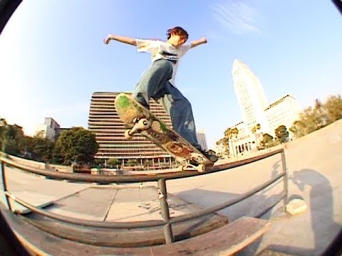 Death of The Skate Video! - Torey Pudwill - DickJones