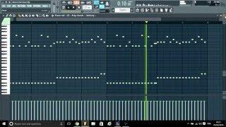 Deorro - Five hours (FL Studio chords remake)