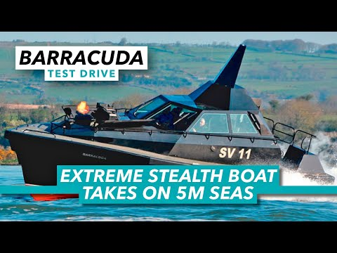 Safehaven Marine Barracuda review - Motor Boat & Yachting