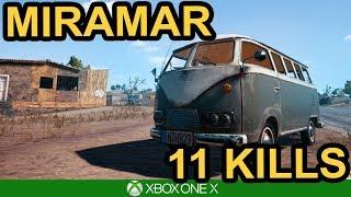 MK14 ON MIRAMAR / PUBG Xbox One X