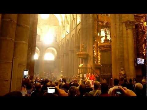 Собор Святого Якова (Испания) 28 мая 201