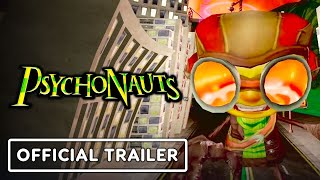 Psychonauts - Official Xbox Game Pass Announcement Trailer by GameTrailers