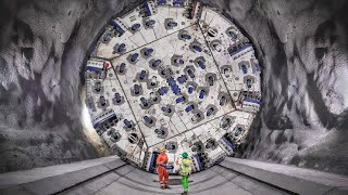 The $11Billion Tunnel Connecting Scandinavia to the Mediterranean