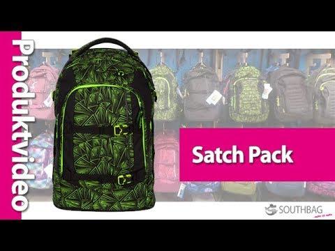 95413ede17ac6 Ergobag Satch Pack Green Bermuda ab 109