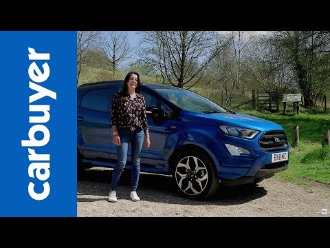 New 2018 Ford EcoSport SUV in-depth review – Carbuyer – Ginny Buckley