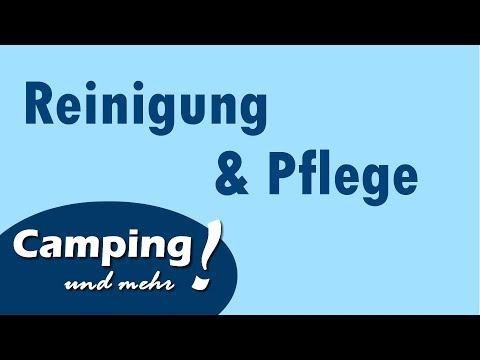 Reinigung & Pflege von Wohnwagen und Wohnmobilen  | Camping #6
