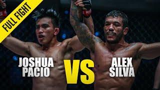 Joshua Pacio vs. Alex Silva | ONE Full Fight | January 2020