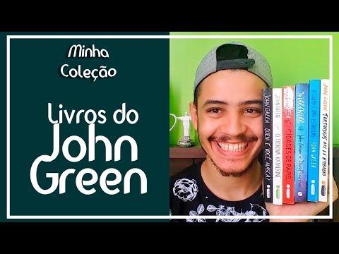 Coleção John Green | Patrick Rocha (Coleção PR #09) (4x70)
